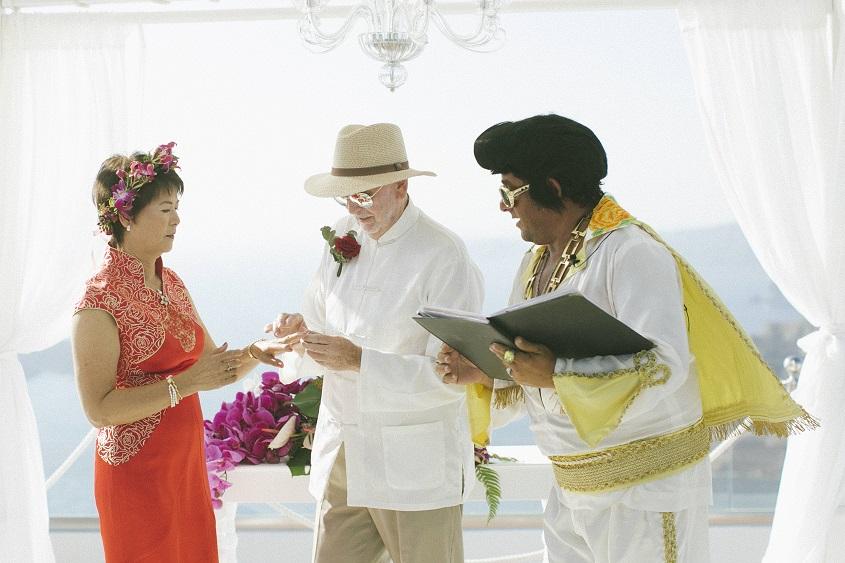 Themed Weddings- Elvis